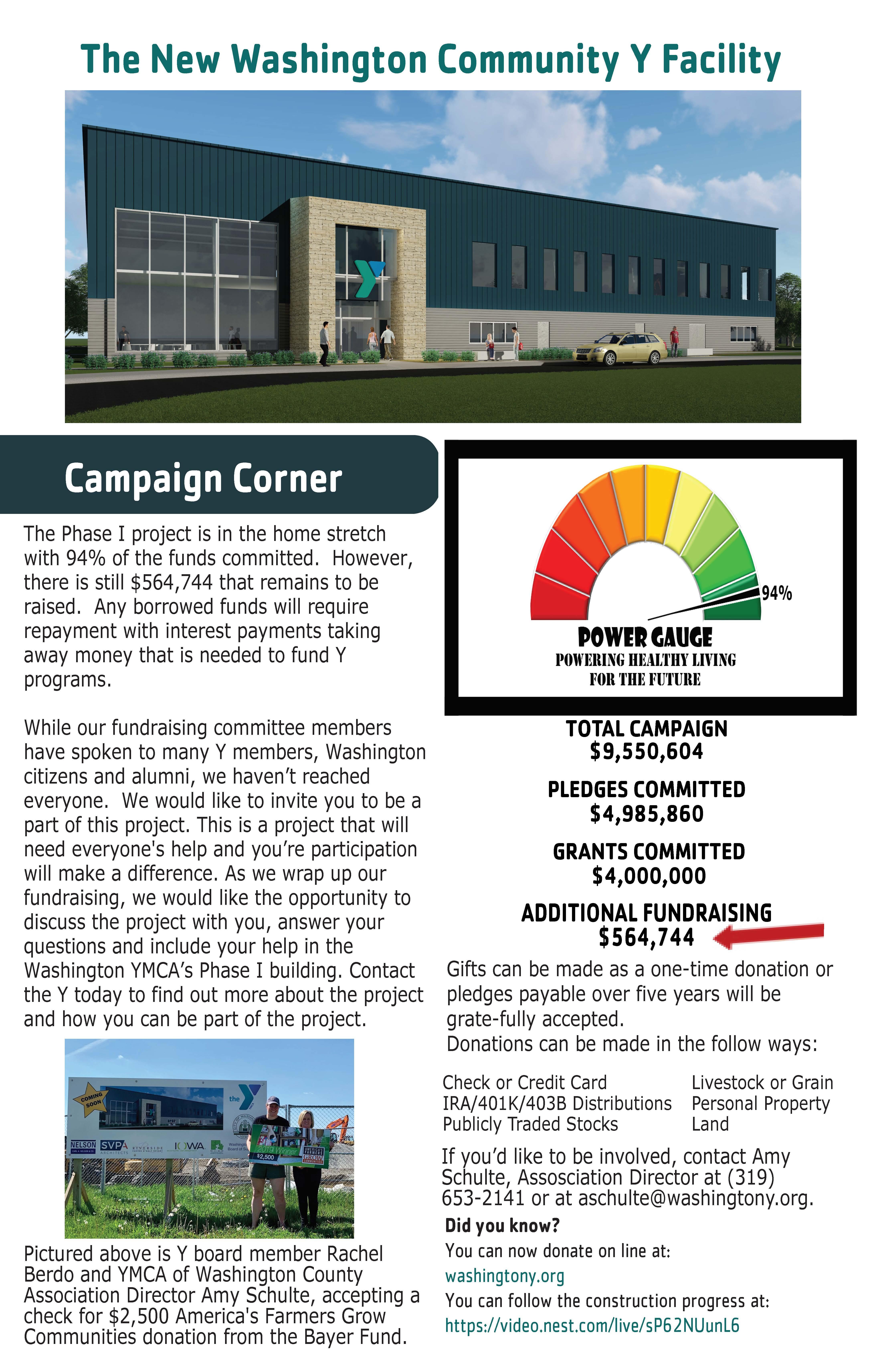 Campaign Corner June 2019